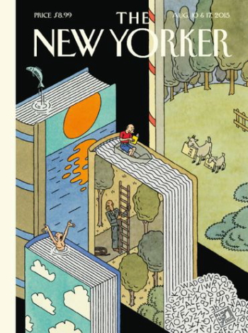 THE NEW YORKER ザ・ニューヨーカー 洋雑誌