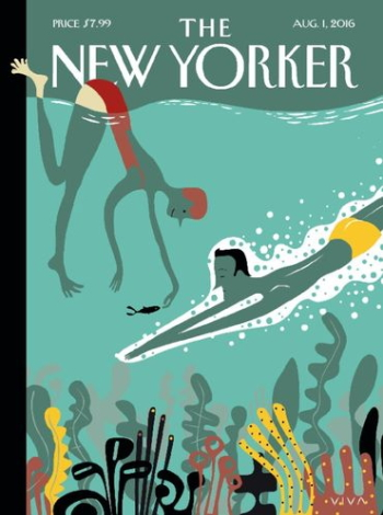 The New Yorker 洋雑誌