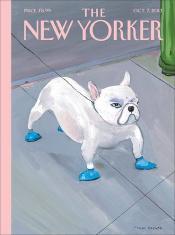 The New Yorker 定期購読