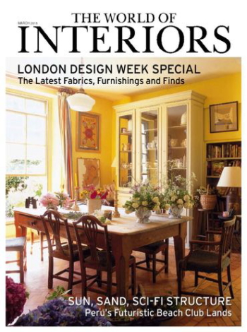 The World of Interiors 海外雑誌