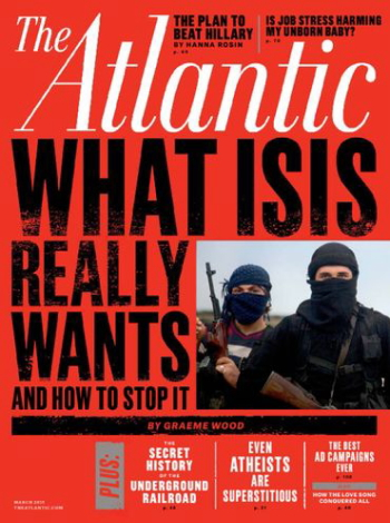 The Atlantic 洋雑誌