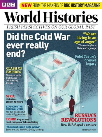 BBC WORLD HISTORIES MAGAZINE 年間購読