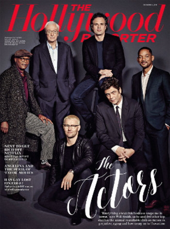 Hollywood Reporter 年間購読
