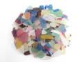 ビーチグラス(人工)-ミックス小-【1cm~3cm程度/約1kg/サイズ小さめ♪】 [メール便可-1袋まで]
