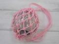ガラス浮玉-NO.2-【ガラス玉直径約7.5cm/1個】ネット付き・現品