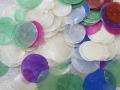 カピスごちゃまぜミックスB品(カラー)-小-【約2.5〜6.3cm/約300g】