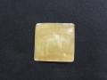真珠貝プレート - シロチョウガイ(正方形)【約3.5cm×3.5cm/1枚】[メール便可60枚]