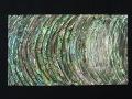 貝殻シート#7(ニュージーランドアバロン(パウアシェル))【シートサイズ14cm×24cm 厚さ0.18mm-0.2mm 】