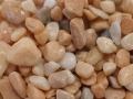 玉砂利 【萩】 1KG サイズ:3分 (1cm前後) ♪水槽底石 植木鉢化粧石・マルチング♪ [メール便可-1袋まで]