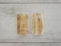 イモガイパーツ-2-(ヤキイモ)【縦約4cm×横約2cm/2枚】[メール便可50袋まで]