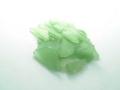■メール便可(8袋まで)■ビーチグラス(人工)単色売り-グリーン-【約2cm〜7cm/約100g】シーグラス ウエディング ハンドメイド DIY ランプ 照明 キャンドル