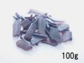 ビーチグラス(人工)単色売り-ワイン-【約2cm~7cm/約100g】 [メール便可-8袋まで]