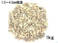 サンゴ砂#15 (1.0~4.0cm程度)【1kg】[メール便可-1袋まで]