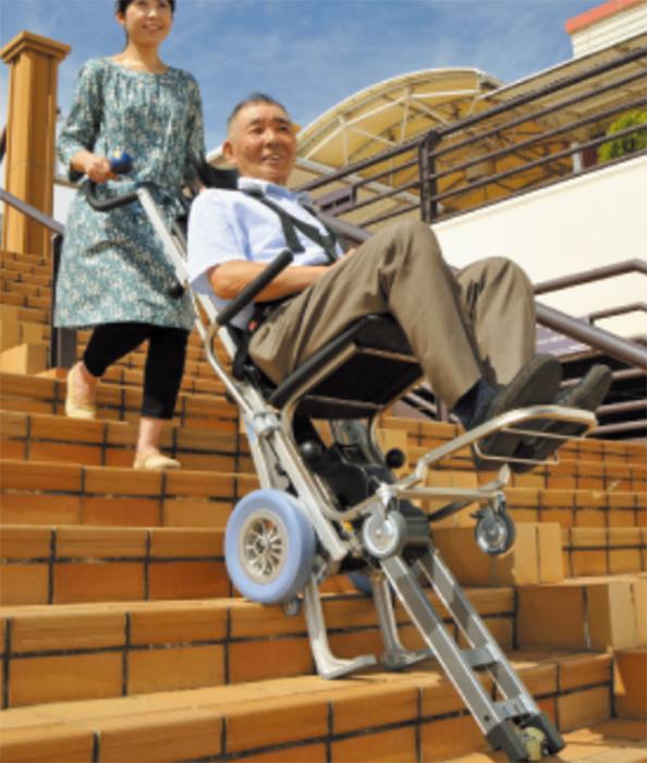 階段・段差対応機器 イメージ
