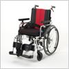 【自走用】座面の幅を3段階に調節できる車いす MM-FIT ハイタイプ22FB モジュール型