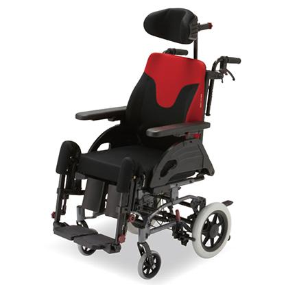 座位変換型車いす イメージ
