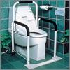 洋式トイレ用手すり MW-20AL