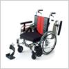 【自走用】小柄な人でも使いやすい低座面車いす MM-FIT ロータイプ20FB モジュール型