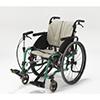 【自走用】片麻痺でも操作できる 足駆動式車いす 新ペダモ 右用