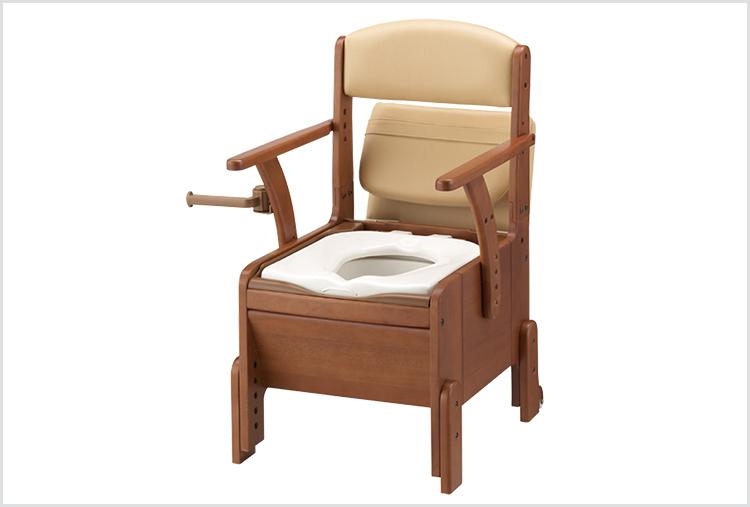 安寿 家具調トイレコンパクト 標準便座 533670