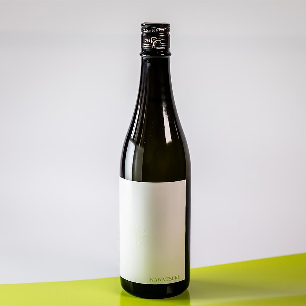 純米吟醸W さぬきオリーブ酵母仕込み 川鶴酒造