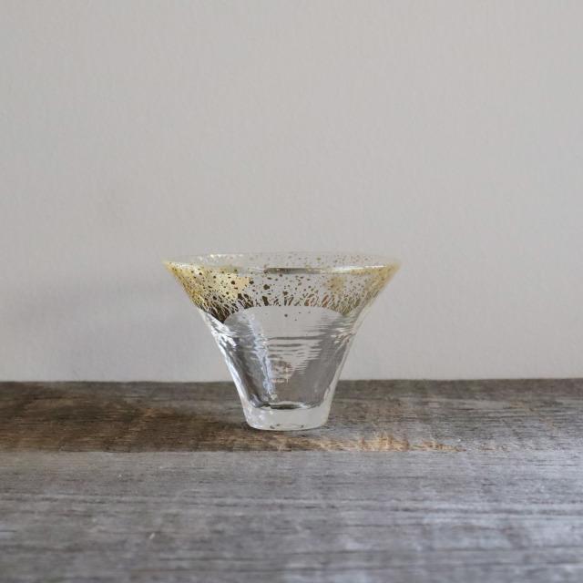 富士山金透き 60cc / 丸モ高木陶器