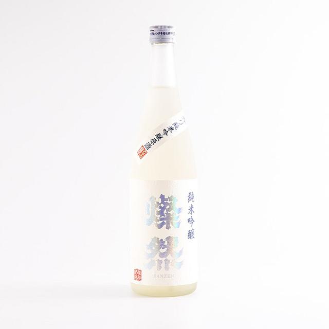【数量限定】燦然(さんぜん) 香り 純米吟醸 原酒 720ml / 菊池酒造