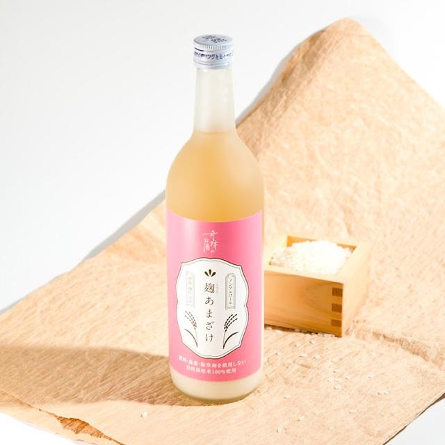 木村式奇跡のお酒 麹あまざけ