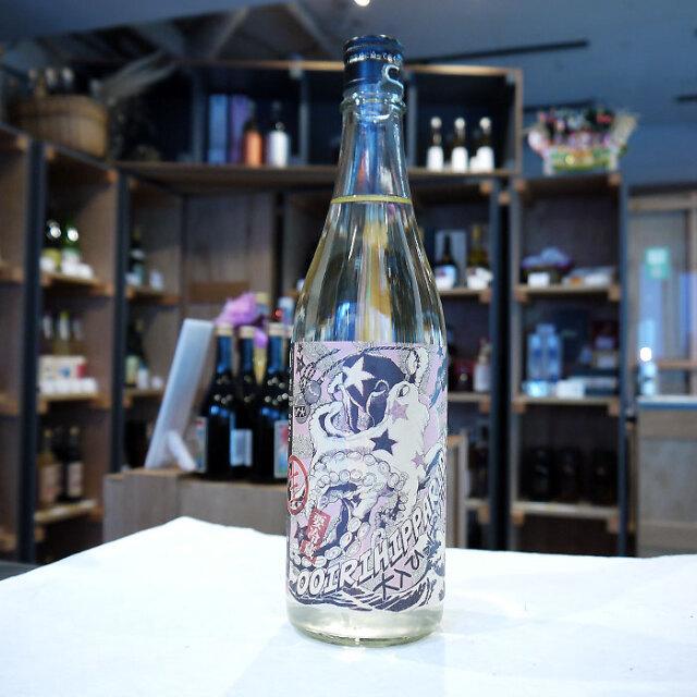 大入 ひっぱりだこ 生 純米吟醸 無濾過 720ml / 北島酒造