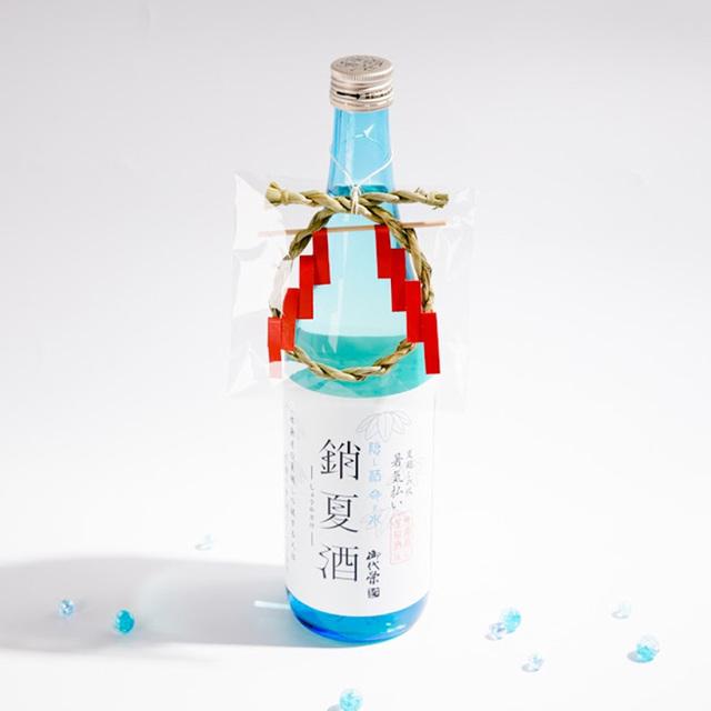御代栄 銷夏酒 720ml /北島酒造