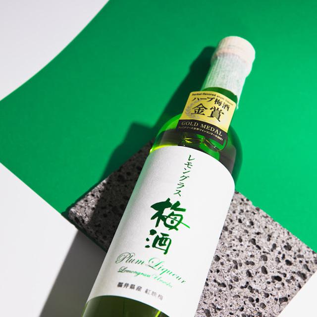 エコファームみかた 梅酒