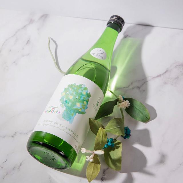 川鶴酒造 純米吟醸 さぬきオリーブ酵母仕込み