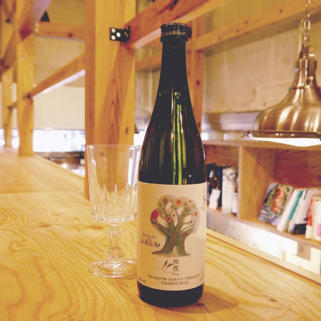 【秋限定】Setouchi KAWATSURU 純米吟醸さぬきオリーブ酵母仕込み 別誂 低温瓶熟成 720ml / 川鶴酒造