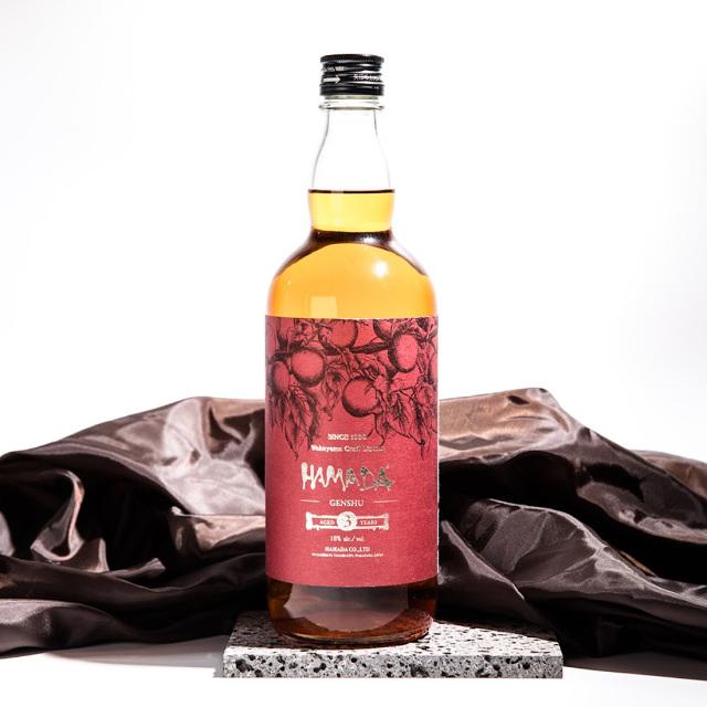 HAMADA 濱田 梅酒