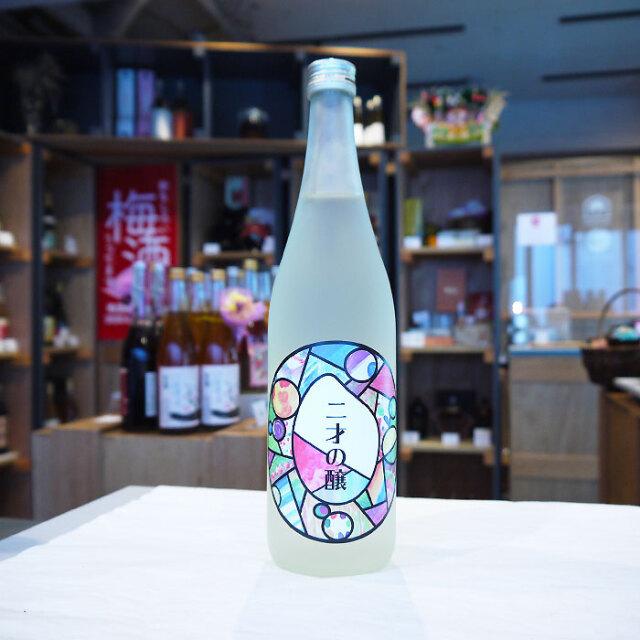 二才の醸(かもし)純米吟醸 720ml / 青木酒造