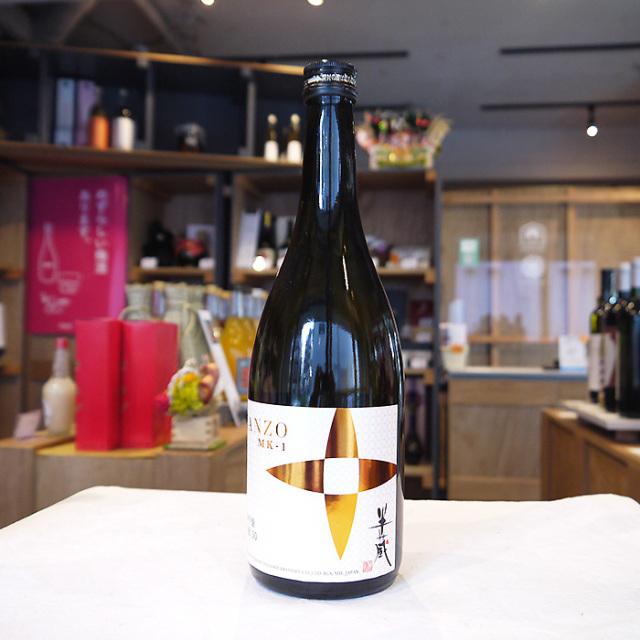 純米吟醸 HANZO MK-1 神の穂50 720ml / 大田酒造