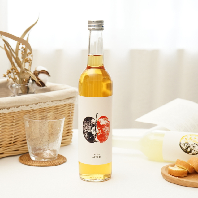 RIKA APPLE(リカ アップル) 500ml / 一宮酒造