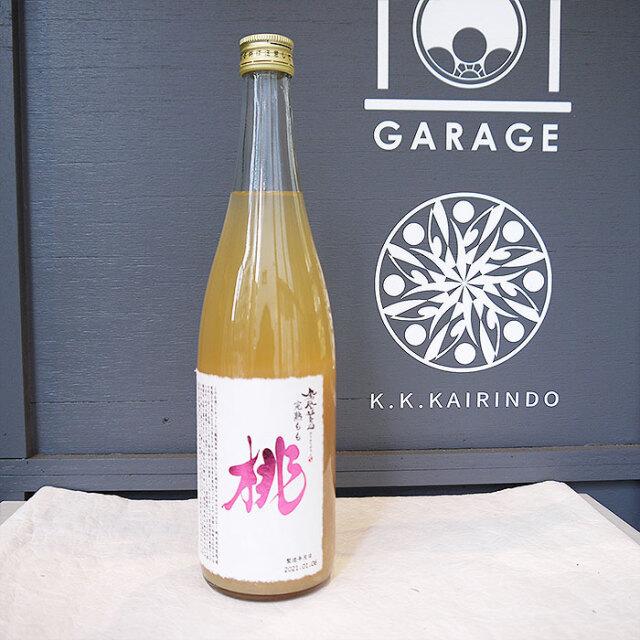 鳳凰美田(ほうおうびでん) 完熟もも 720ml / 小林酒造