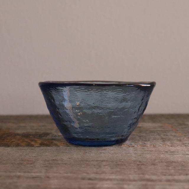 色和ガラス 杯(WA54) 水面 40cc / 丸モ高木陶器