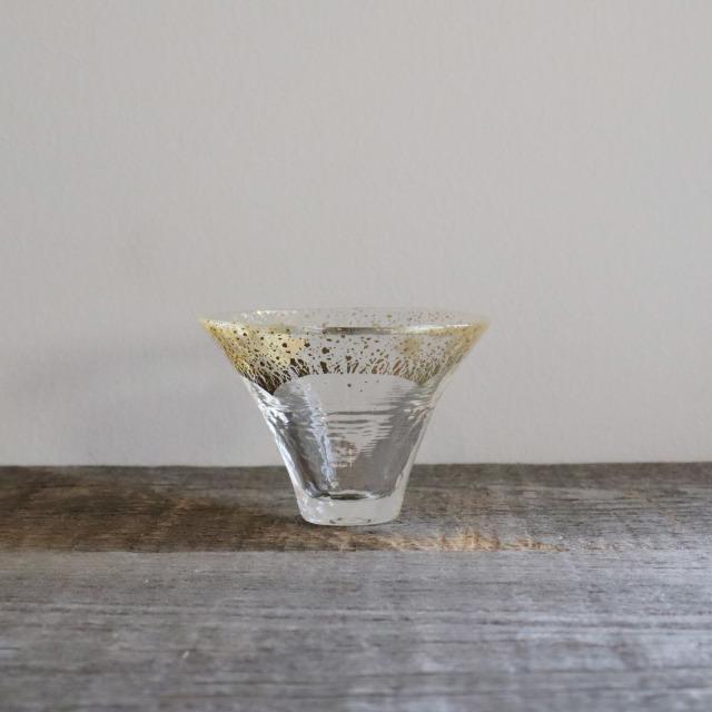 富士山金透き 60cc/丸モ高木陶器