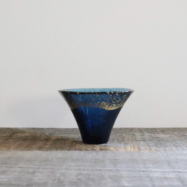 富士山金紺 60cc/丸モ高木陶器