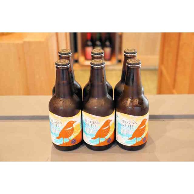 DHCベルジャンホワイト 6本セット 330ml/DHCビール