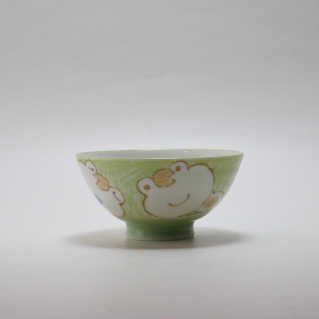 子供茶碗/丸モ高木陶器