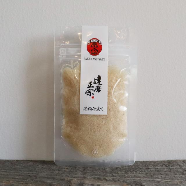 酒粕仕立ての塩 30g / 白木恒助商店