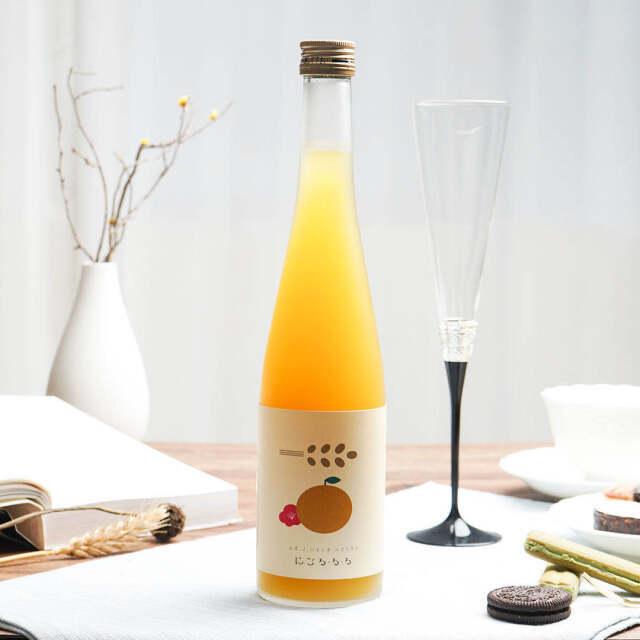 御代栄 にごる・る・る 500ml / 北島酒造