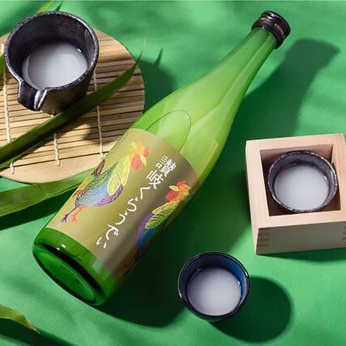 讃岐くらうでぃ 純米 にごり 720ml / 川鶴酒造