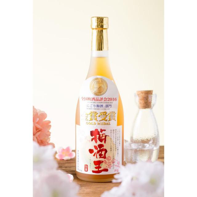 梅酒王 720ml / 老松酒造
