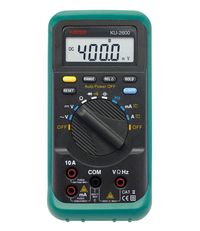 KU-2600写真