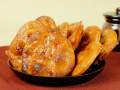『味噌』せんべい 発酵の街のみそが香る堅いお煎餅