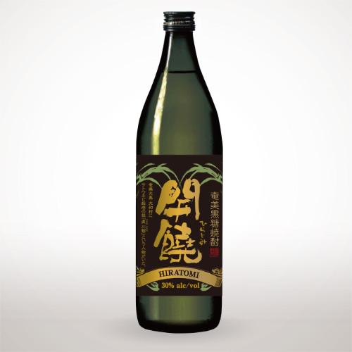 開饒(ひらとみ) 瓶 (900ml) 30度
